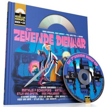Heerlijke hoorspelen - De zevende dienaar (boek + CD)