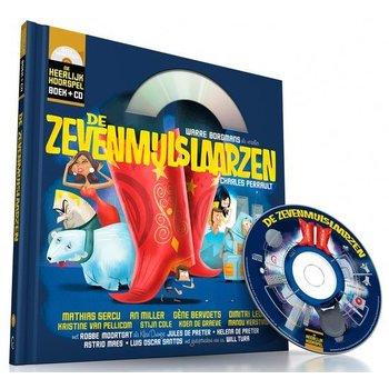 Heerlijke hoorspelen - De zevenmijlslaarzen (boek + CD)