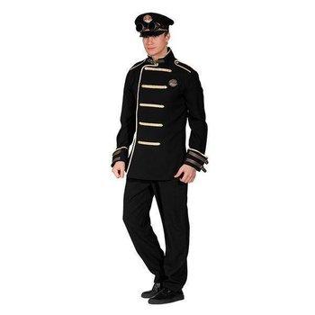 Kostuum Steampunk Man