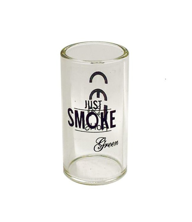 Just Smoke Green JSG Kienast K1-S Pyrex Glas