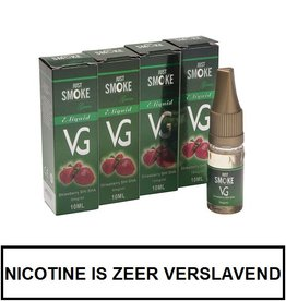Strawberry E-liquid (95% VG)