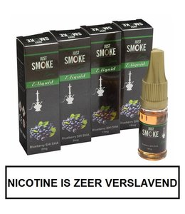 Just Smoke Green Blueberry Shisha E-liquid
