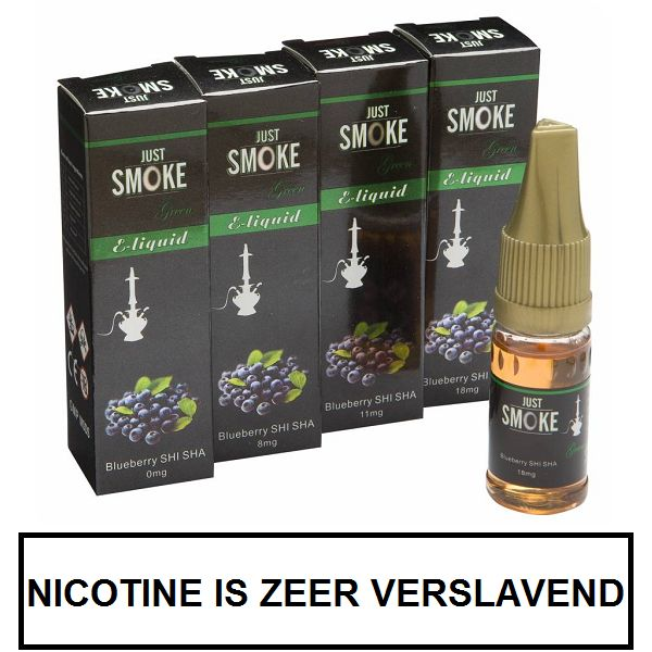 Blueberry Shisha E-liquid