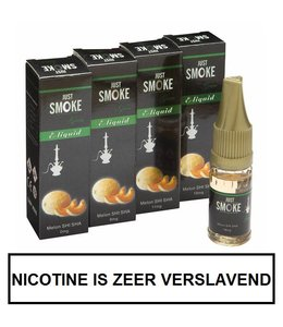 Just Smoke Green Melon Shisha E-liquid