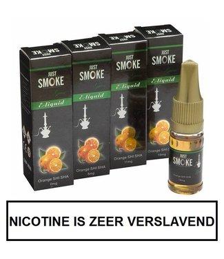 Just Smoke Green Orange Shisha E-liquid