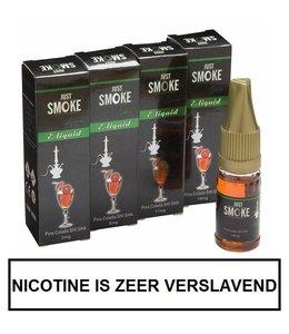 Just Smoke Green Pina Colada Shisha E-liquid