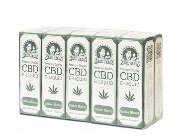 CBD Olie & E-Liquids