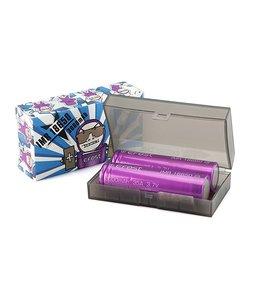 Efest Efest IMR 18650 Batterij (3000 mAh) 35A (2-PACK)
