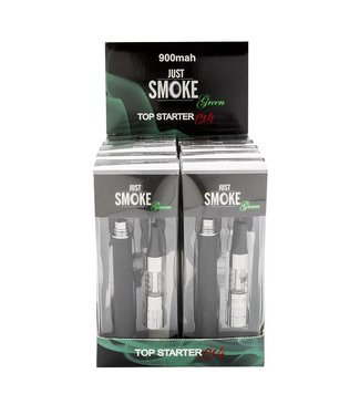 Just Smoke Green JSG C14 Top Starter 900 mAh