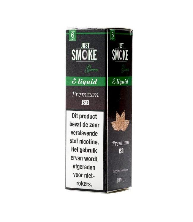 Just Smoke Green Premium JSG E-liquid