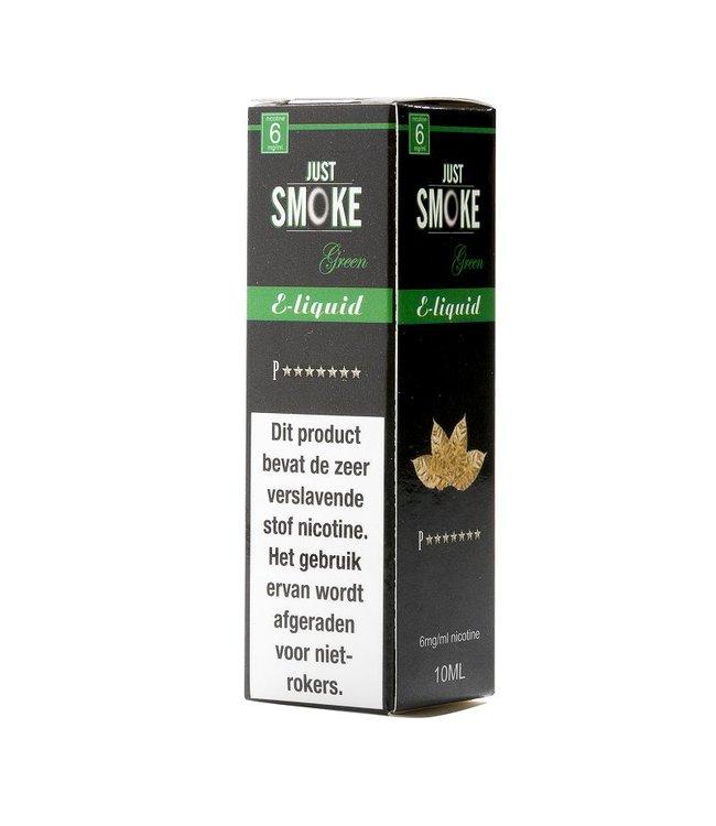 Just Smoke Green P7 Stars Tobacco E-liquid