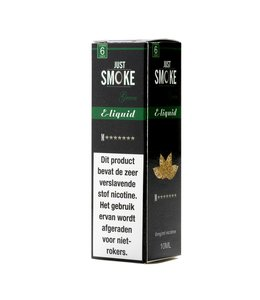 Just Smoke Green M7 Stars Tobacco E-liquid