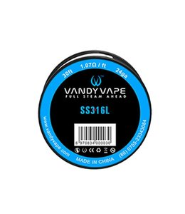 Vandyvape Wire Stainless Steel 316L