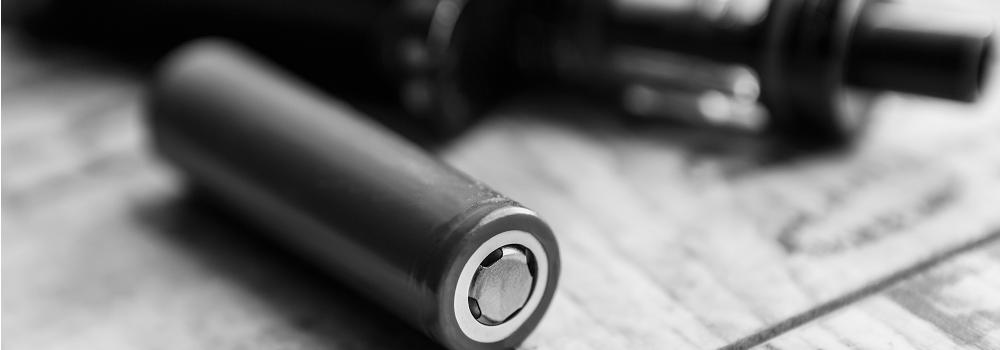 E-Sigaret batterijen informatie