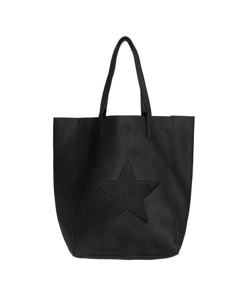 PUT IN THIS BLACK BAG
