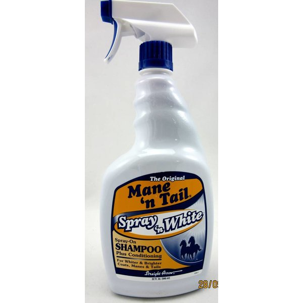 Mane 'n Tail - Spray 'n White