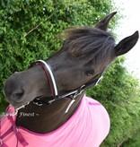 Ascot's Finest Roze fleecedeken met kroon