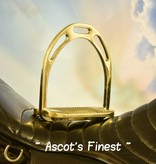 Ascot's Finest Goudkleurige stijgbeugel
