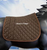 Ascot's Finest Bruin dressuur dekje - Cob