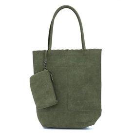 Zebra Trends Shopper Kartel - Army Green
