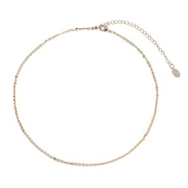 Ketting Thin Line - Gold