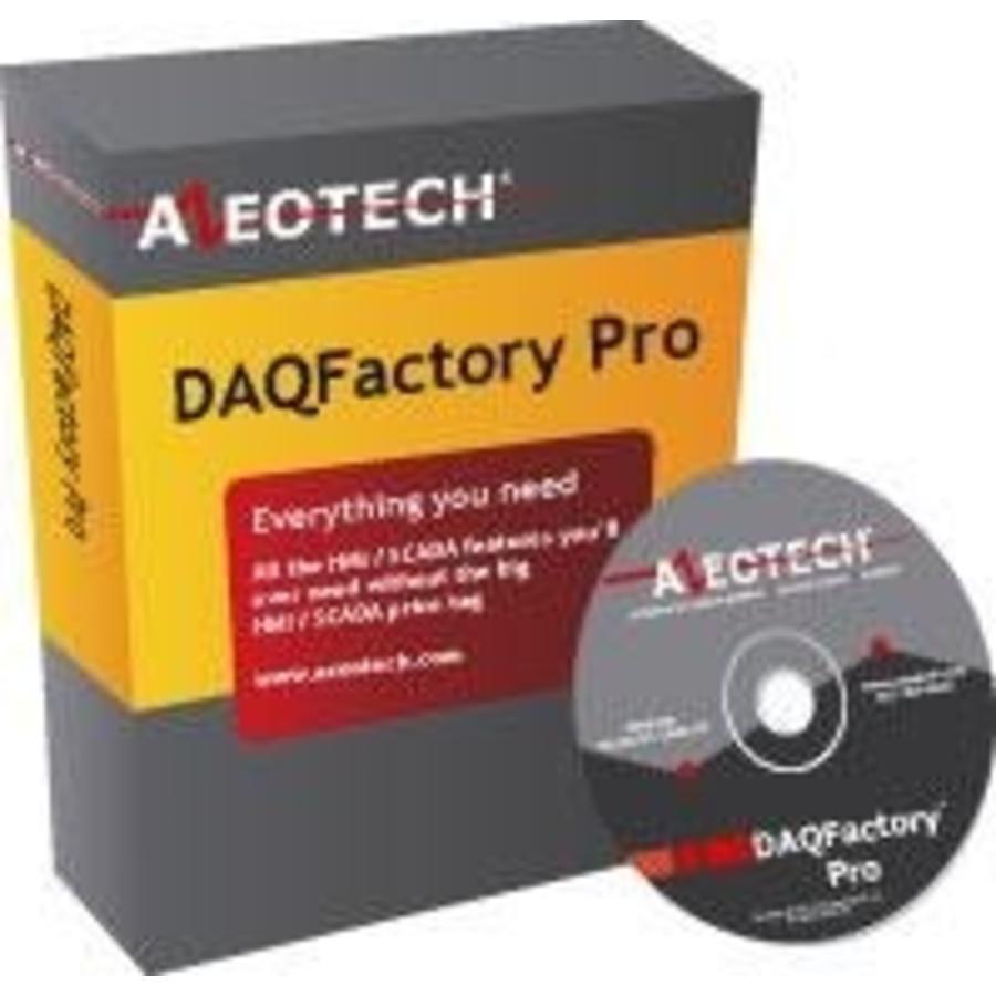 DAQFactory Pro