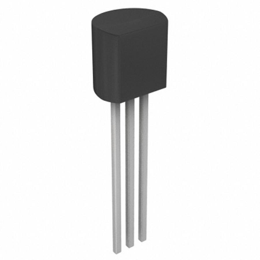 LM34CAZ Silicon Temperature Sensor