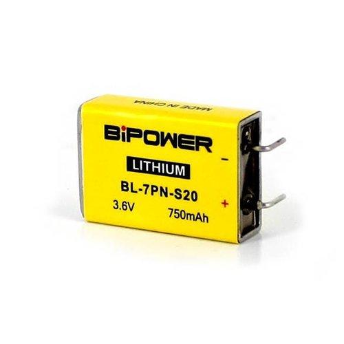 Batterijen voor dataloggers