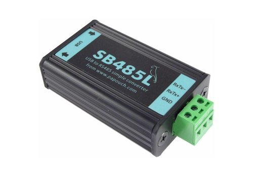 Papouch SB485L - Basic USB to RS485 Converter