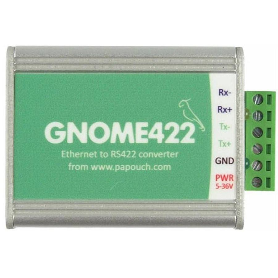 GNOME422 - Ethernet to RS422 converter-2