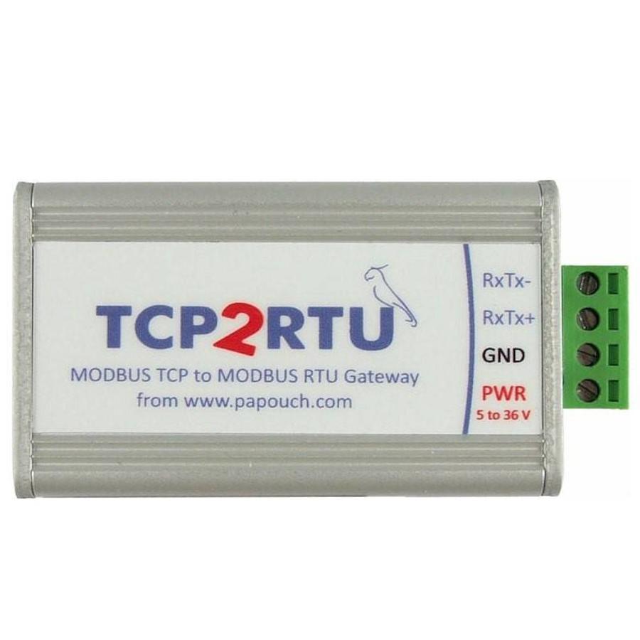 TCP2RTU-RS485 - MODBUS TCP to MODBUS RTU Converter