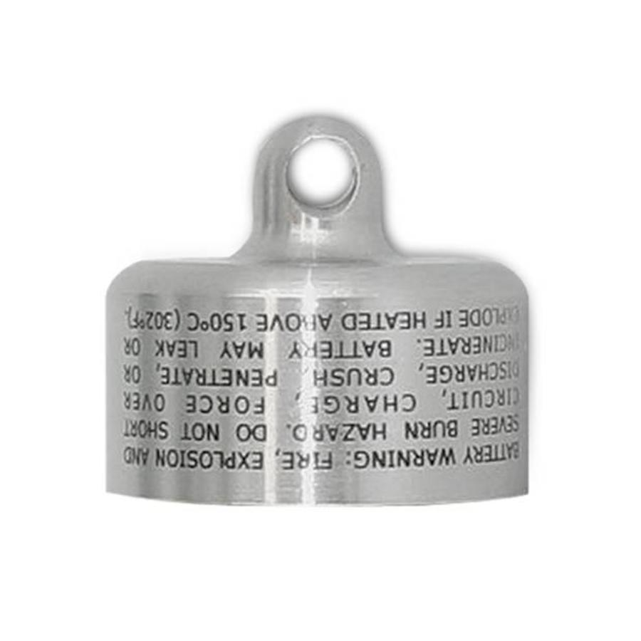 Key Ring End Cap