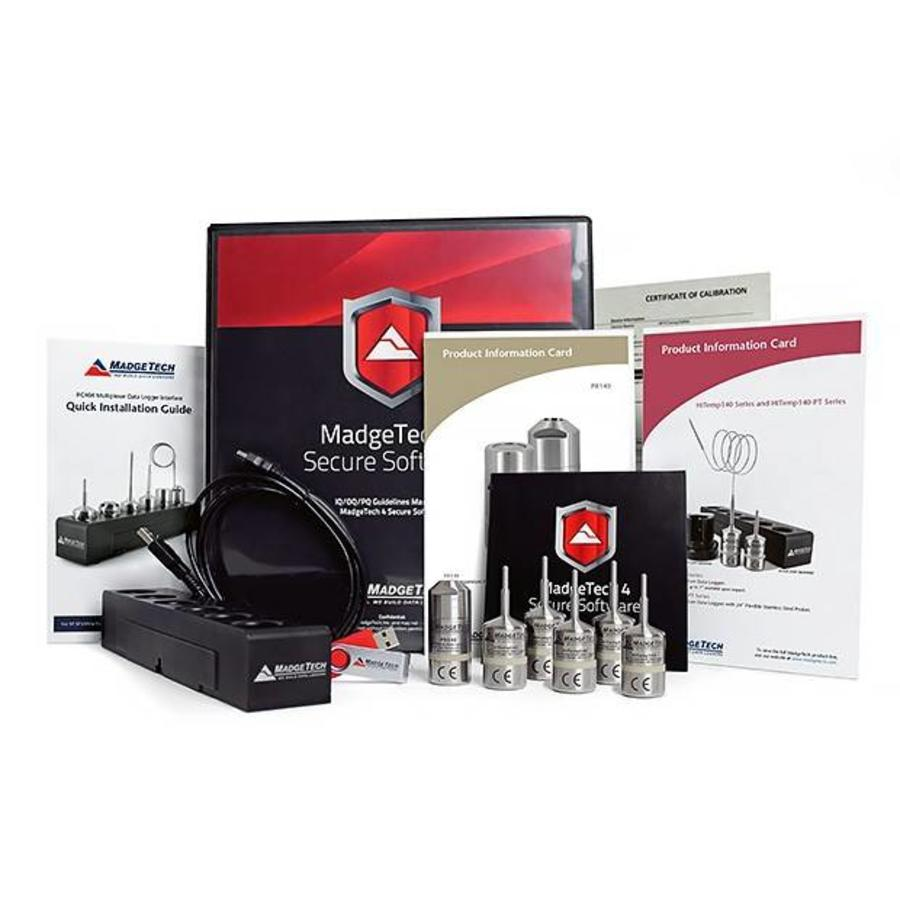 AVS140-6 Autoclaaf Validatie Dataregistratiesysteem-4