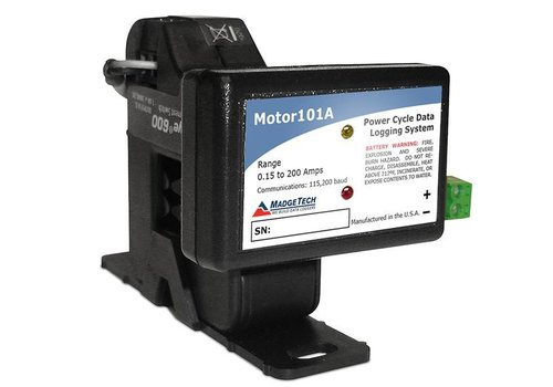 Madgetech Motor101A Data Logging System