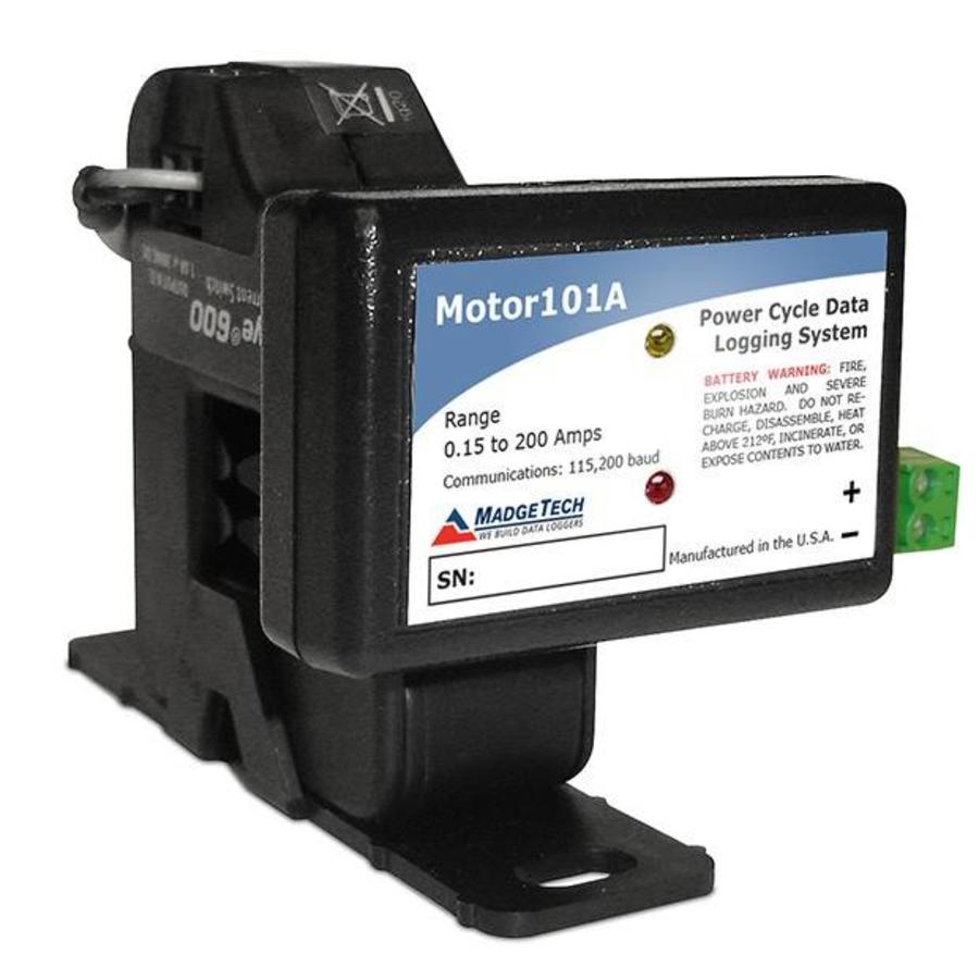 Motor101A Data Logging System-1