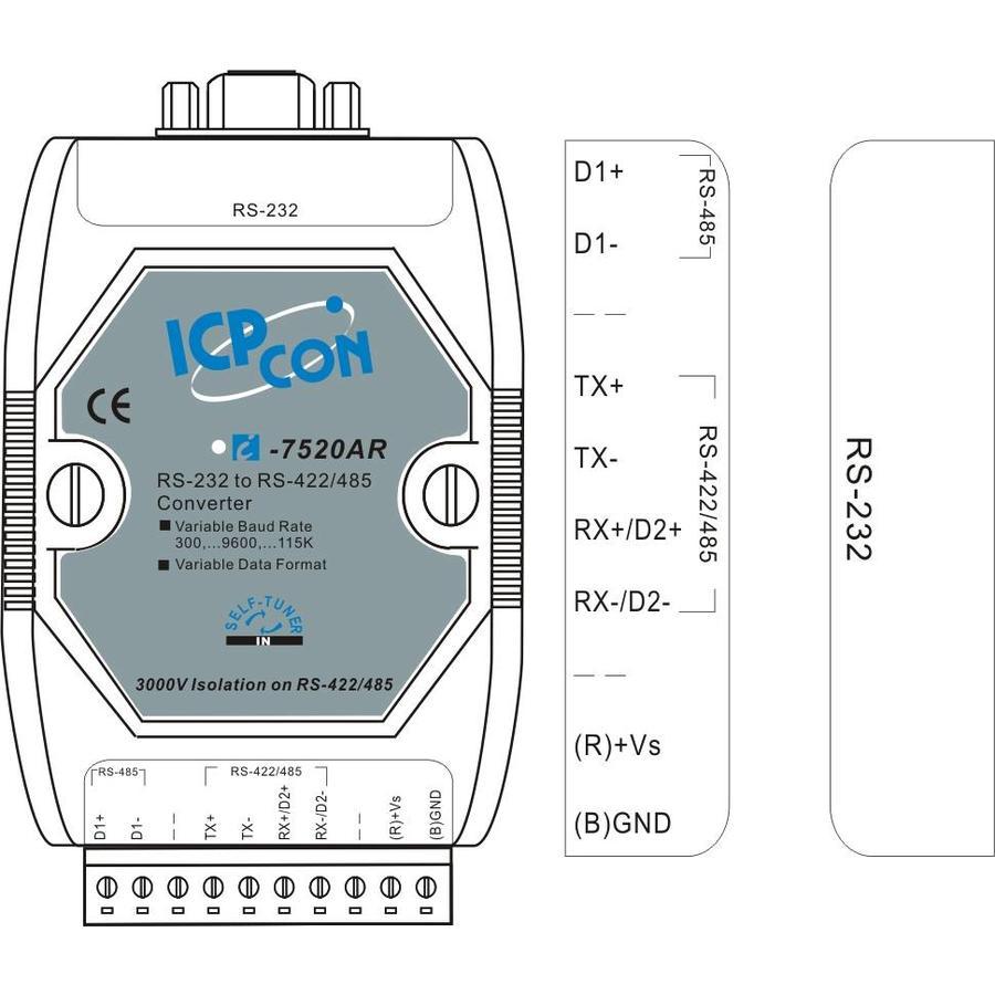 I-7520AR CR-3