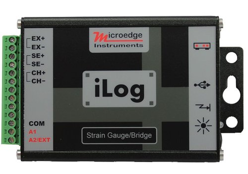 Microedge iLog Strain Gauge - Bridge