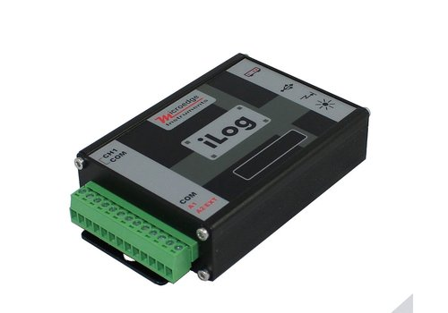 Microedge iLog iVDC-10 Voltage Data Logger
