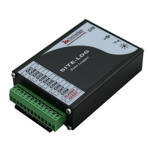 Microedge Site-Log LPV-1 Voltage Data Logger - 7 channels