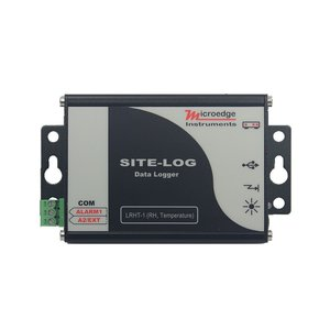 Microedge Site-Log LRHT Humidity & Temperature Data Logger