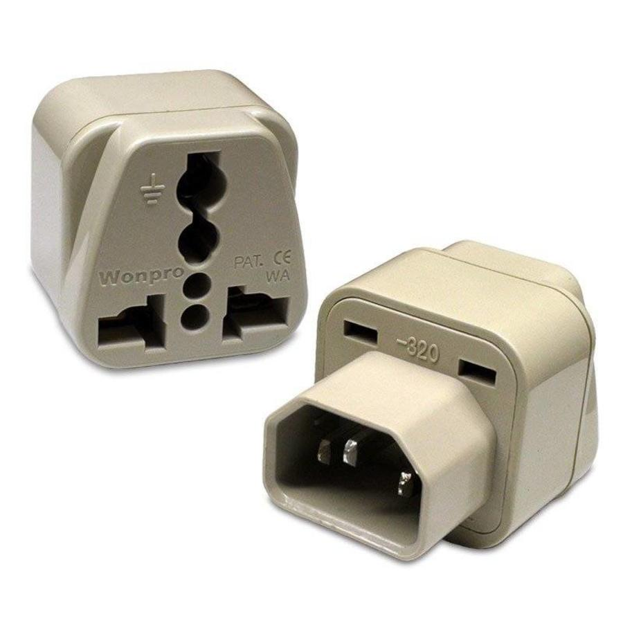 Wonpro WA320 - IEC320 to C14