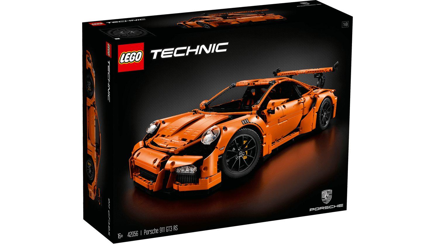 Lego Posch 42056