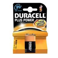 Duracell pile 9V Plus