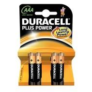 Duracell batterij AAA Plus (4x)