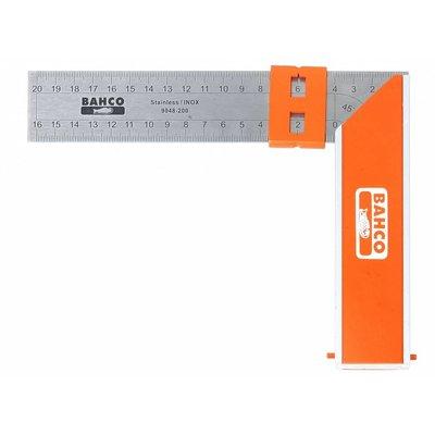 Bahco winkelhaak 250mm 9048-250