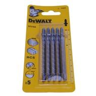 DeWALT 5 decoupeerzaagbladen DT2164