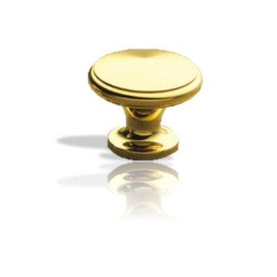 Amig bouton de meuble laiton n° 310 Ø20mm