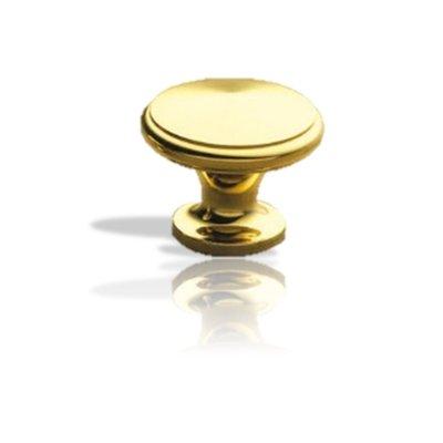 Amig bouton de meuble laiton n° 310 Ø25mm
