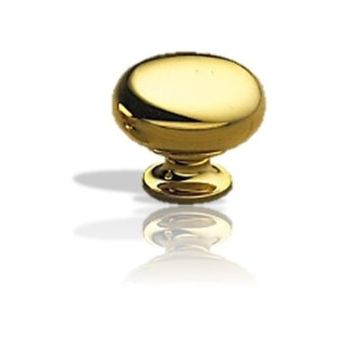 Amig bouton de meuble laiton n° 320 Ø35mm