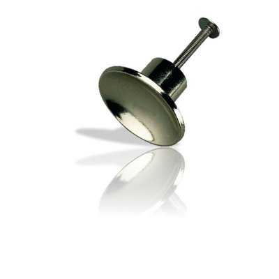 Amig bouton de meuble laiton n° 31 Ø40mm